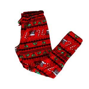 🍓2 for $30🍓 Christmas Poop Emoji Pyjama Pants